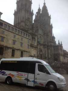 microbus minibus de alquiler en madrid