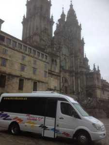minibus noleggio microbus a madrid