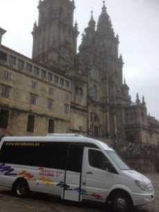 microbus minibus de închiriere în madrid