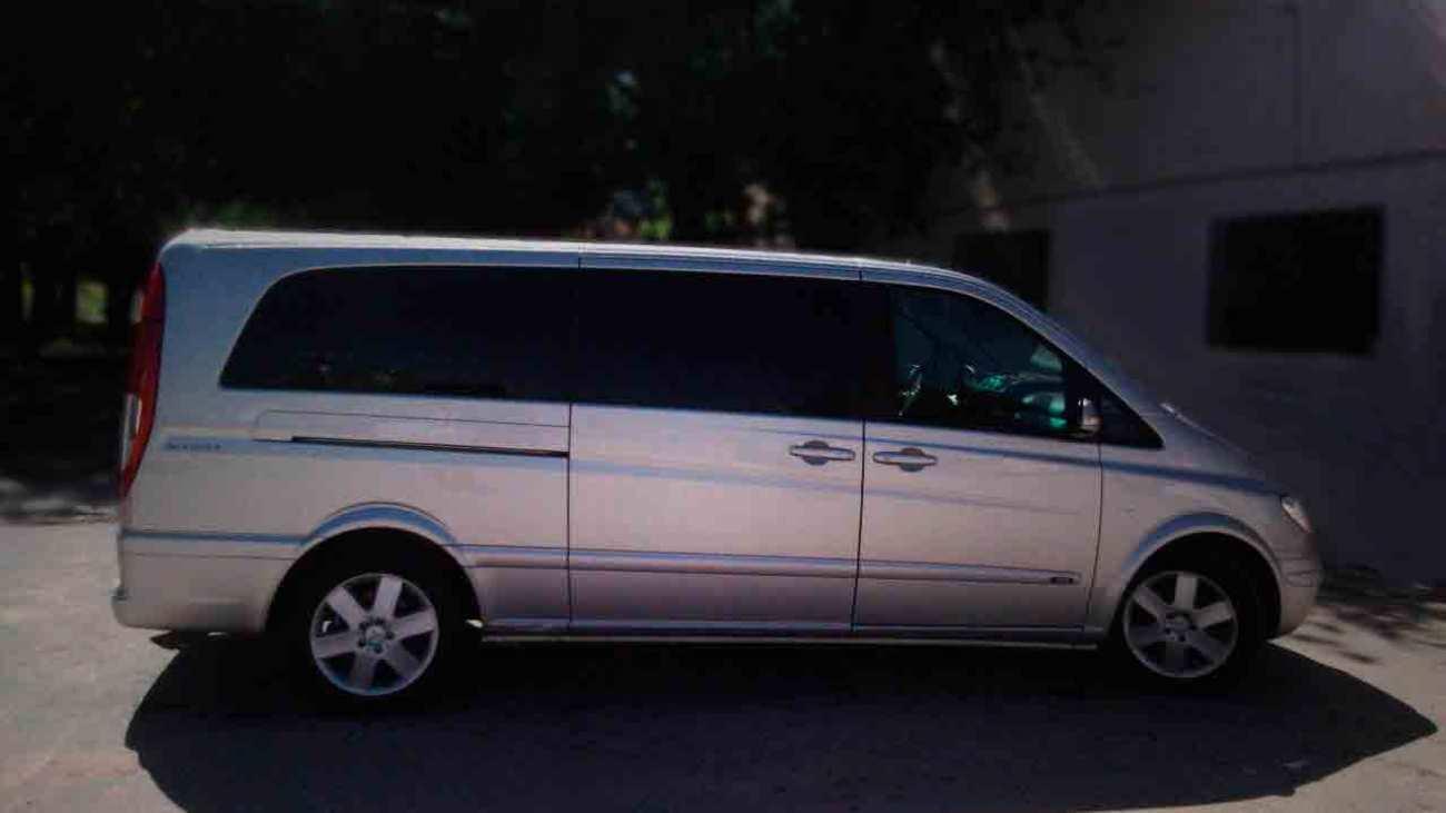 Minivan 7 kerusi