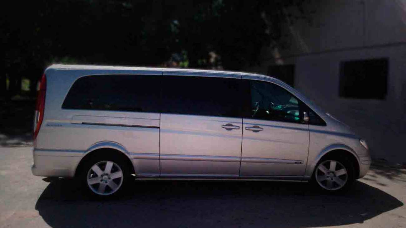 Sedili Minivan 7
