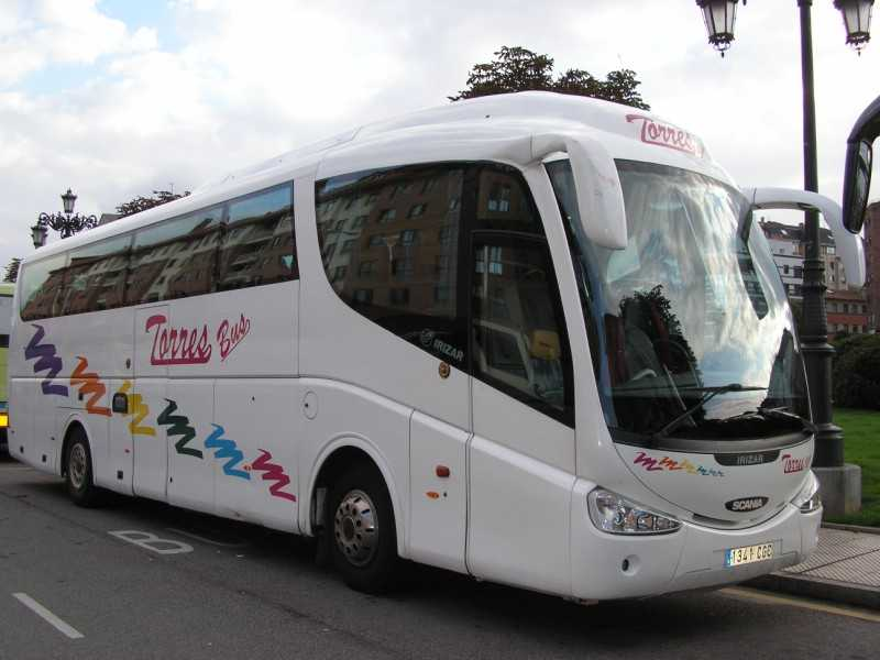 alquiler autocar españa y portugal