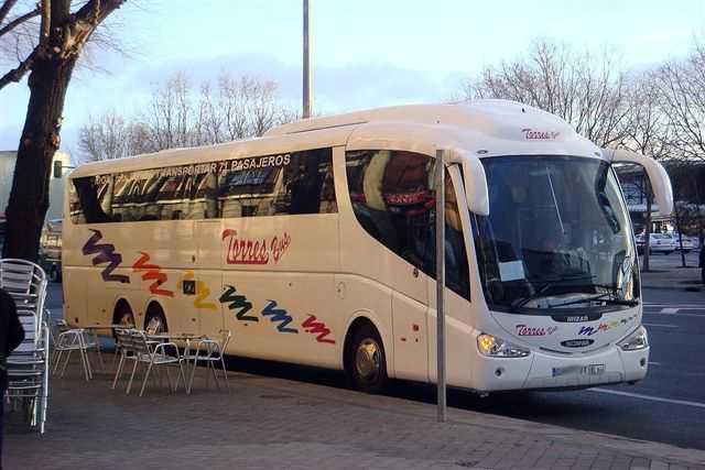 Închirieri de autobuz nunți Madrid