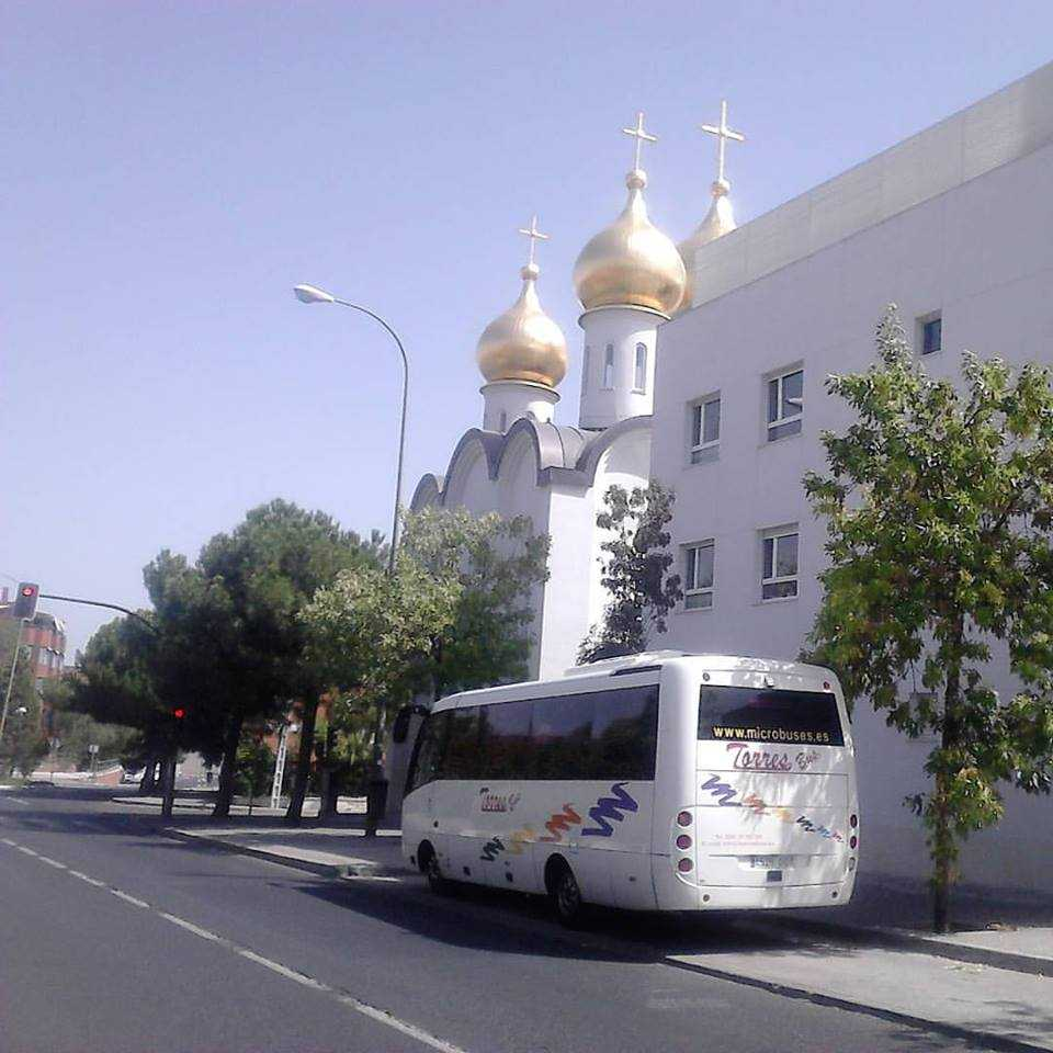 Închiriere de autobuz pentru nunți Madrid