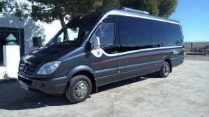 Prix de location pour les minibus