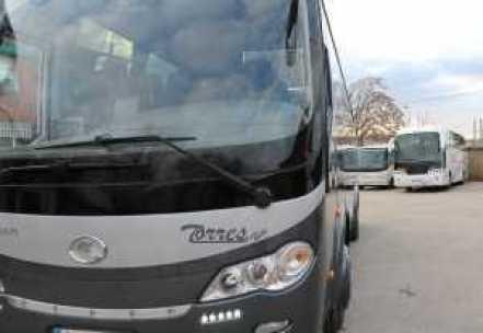 alquiler autobuses, alquiler de autobuses por madrid
