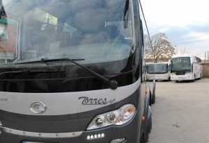 alquiler de autobuses alquiler de autobuses por madrid