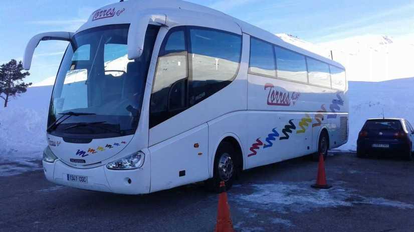 Cuanto cuesta alquilar un autocar en Madrid