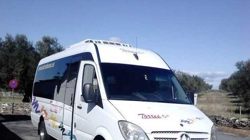 Transporte de alquiler Autobuses Madrid