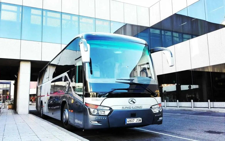 Alquiler de autobus 54 plazas vip madrid - Torres Bus
