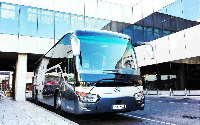 Alquiler de autobuses en madrid