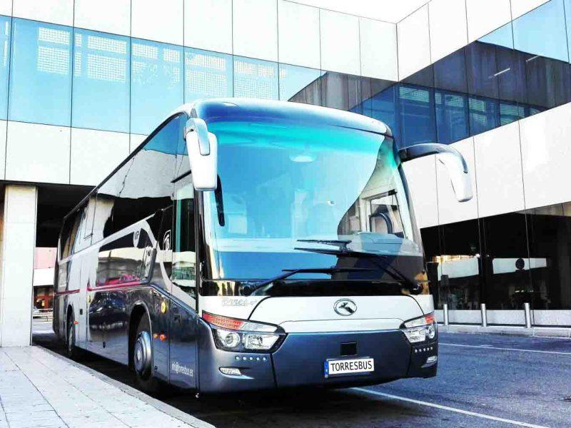ALQUILER AUTOBUS 54 PLAZAS VIP