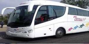 تأجير الحافلات 54 plazas madrid coach شركة تأجير