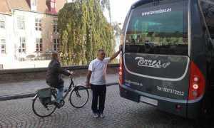 екскурсійне обслуговування фірми транспорт мандрівників