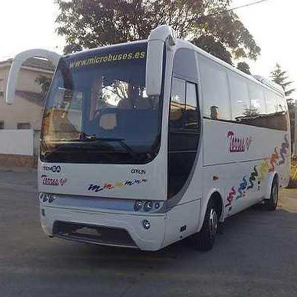 microbus 35 plazas