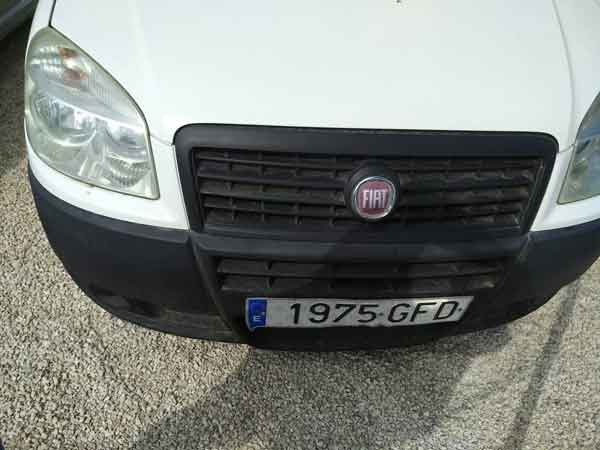 Fiat Doblo 1.3 JTD 2008
