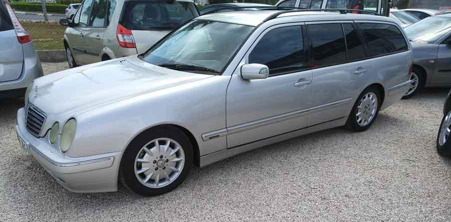 Mercedes Benz 320 CDI