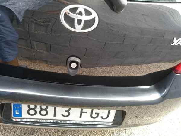 Toyota Yaris Turbo Diesel