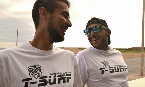 Camiseta T-Surf