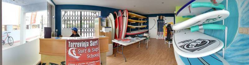 Escuela Torrevieja Surf