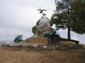 Alpine Guard of Abruzzo Memorial
