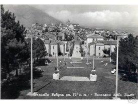 Pineta -looking toward town