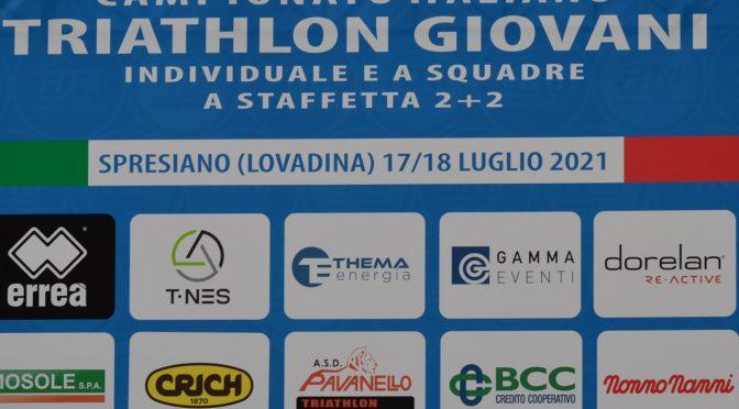 Campionato Italiano Triathlon – Staffette Mixed Relay Sviluppo 2021