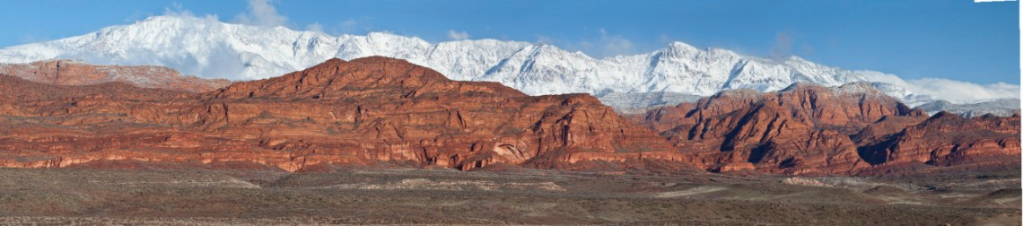 Red Cliffs NCA by Bob Wick