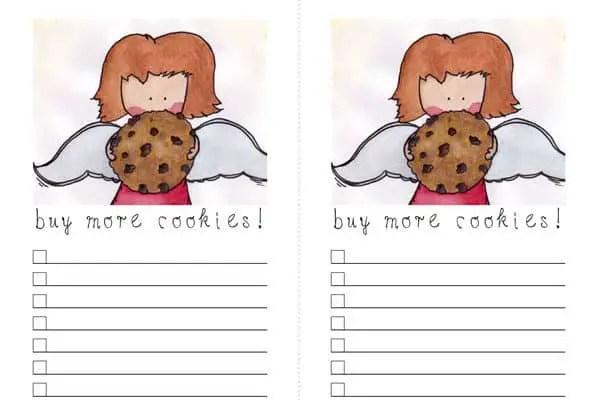 LTieu-cookies-shopping-list-printable