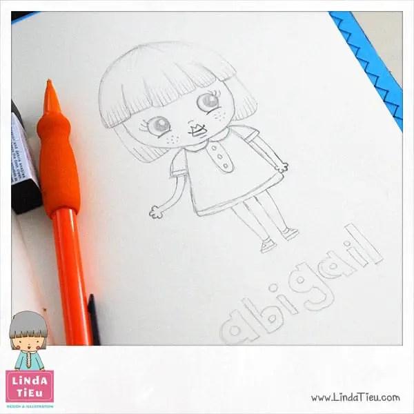 LTieu-girl-drawing