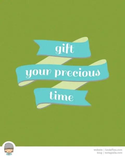 LTieu-Gift-Your-Precious-Time