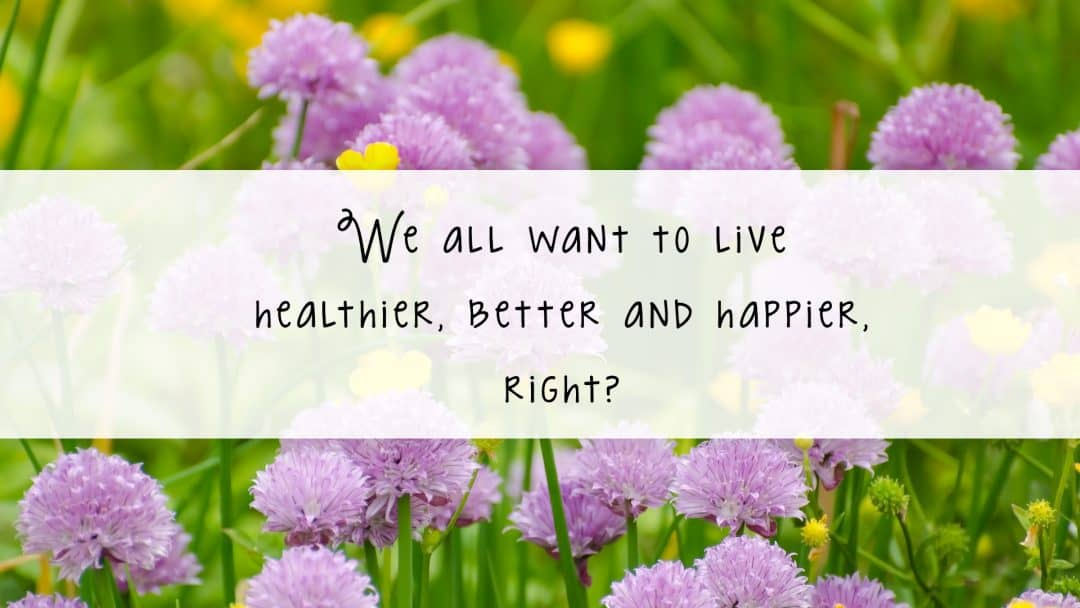 We all want to live healthier, better and happier, right? // https://www.tortagialla.com/essential-oils/
