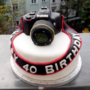 Torte - Kamera
