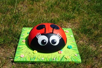 Little Lady Beetle for Timon´s 2nd Birthday