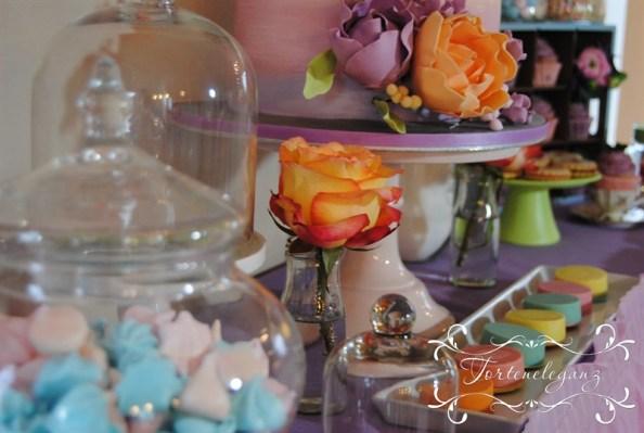 Candybar für Grit Rose