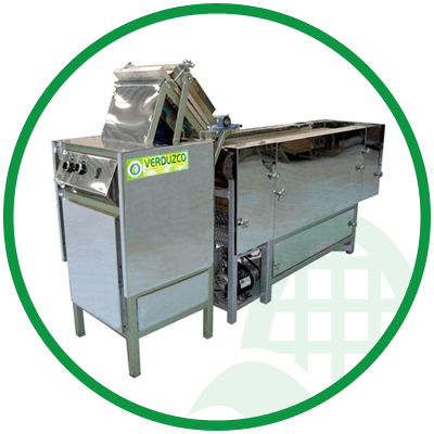 Equipo para tortillas de harina
