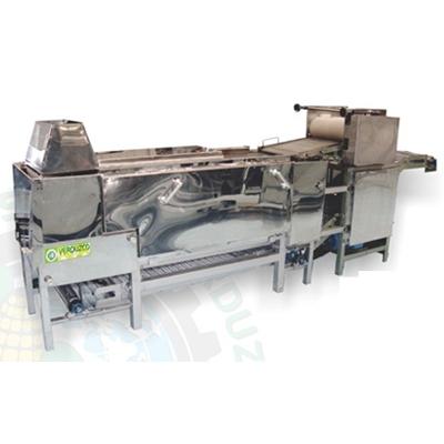 Máquina Tortilladora TVRD-80 Dúplex (RODILLOS)