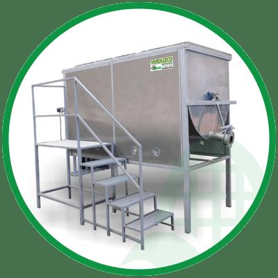 Pailas & Equipo para Nixtamalización