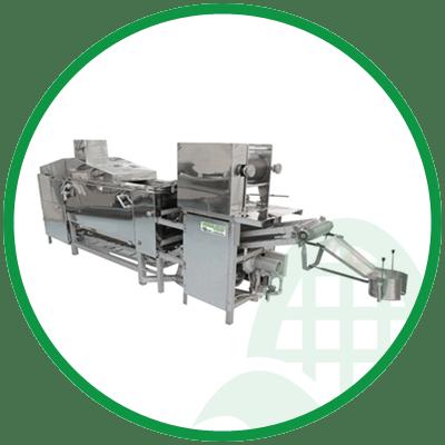 Máquina Tortilladoras de Maíz (Sistema de Rodillos)