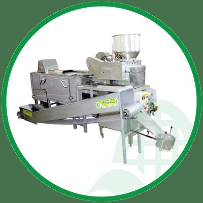 Máquinas Tortilladoras de Maíz (Sistema de Tolva)