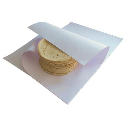 Papel para tortilla