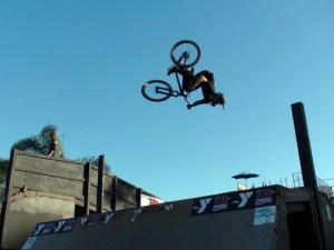 Kevin Sorichetti pro BMX