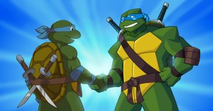 turtlesForever_Leo_Meets_Leo_by_E_Mann
