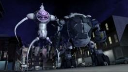 226 - Kraang Prime VS Turtle Mech