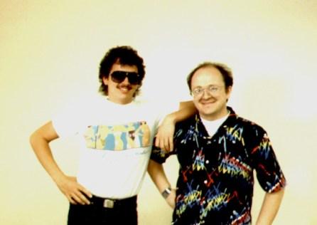 P. Laird et K. Eastman en 1984