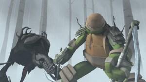 308 - Michelangelo VS Rahzar