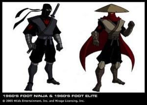 1960's Foot Ninja & Foot Elite 2k3S4E22