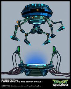 Cyber portal 2 (BTTS) 2k3