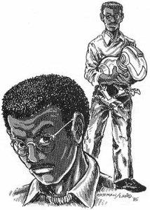 Baxter Stockman Comics Mirage 1984