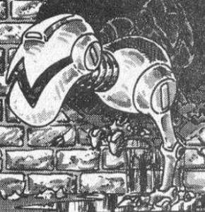 Mouser Comics Mirage 1984